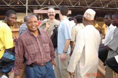 Voyage Guinée 2005